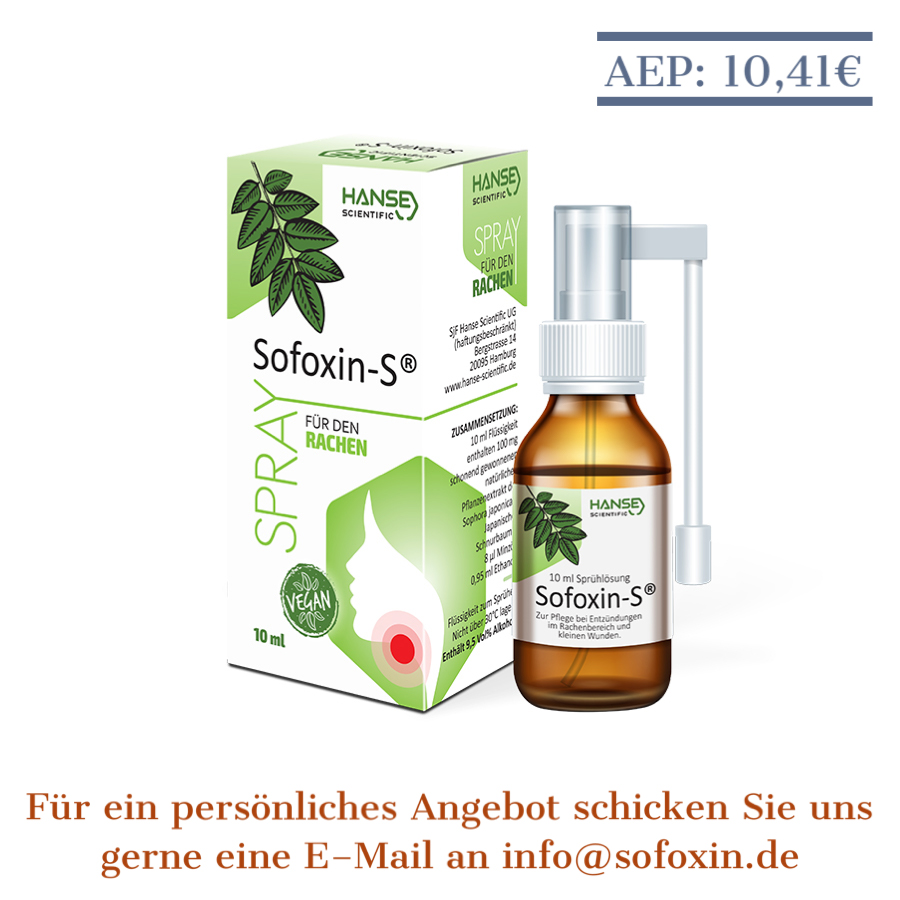 Sofoxin-S (Apotheken)