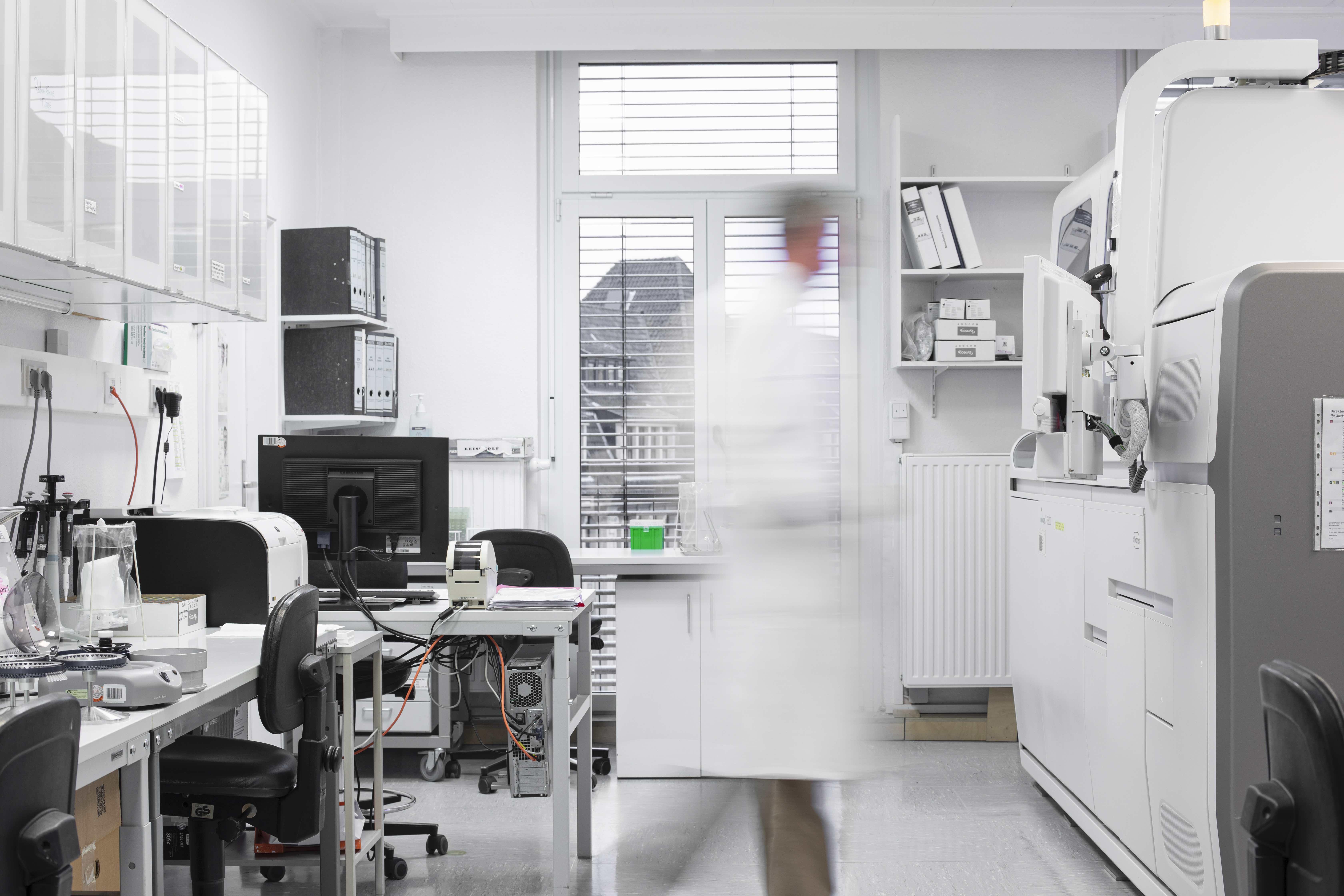 Komplettpaket Rücksendeset + PCR Laboruntersuchung SARS-CoV-2